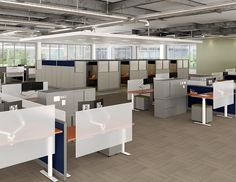 We have a lot of needs met in this office space! serves the private office, conference room and collaborative areas all in one. Office Furniture Warehouse, Flexible Furniture, Cubicles, Panel Systems, Prefixes, Workspaces, The Office, Your Space, Conference Room