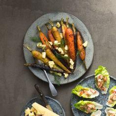 Kumminbakade morötter - Recept - Tasteline.com