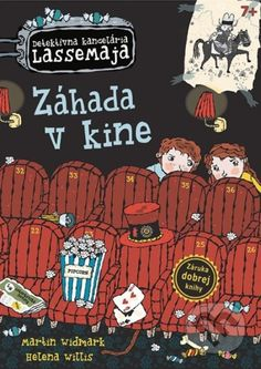 Záhada v kine - Martin Widmark, Helena Willis Peanuts Comics, Ebooks