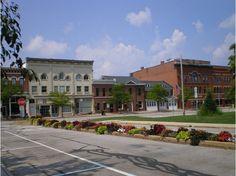 Downtown Chardon, Ohio