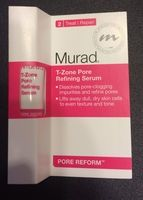 Murad T-Zone Pore Refining serum, .125 fl oz