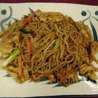 Sam's Chicken Lo Mein Noodles by Samya