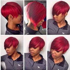 STYLIST FEATURE| This #pixiecut done by #StLouisStylist @JamalRose is HOT So edgy and sexy #VoiceOfHair ========================= Go to VoiceOfHair.com ========================= Find hairstyles and hair tips! =========================