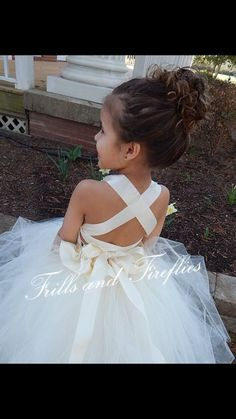 Awwww how cute! Flower girl
