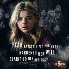 Instinct is everything. The Wave The 5th Wave Movie, The Fifth Wave Book, The 5th Wave Series, Good Books, Books To Read, Marvel Tony Stark, The Last Star, Nick Robinson, Favorite Book Quotes