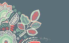 Nomadic Floral Desktop Download  ||  Summer 2016