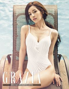Nam Gyu Ri - Grazia Magazine July Issue '14