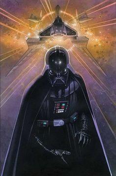 Darth Vader by Travis Charest
