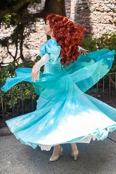 Ariel | by EverythingDisney #facecharacter #princess