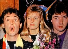 Paul Mccartney Beatles, Paul Mccartney And Wings, Wings Band, Great Love, My Love, The Fab Four, Great Bands, The Beatles, Couple Photos