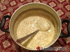 Σάλτσα για κοτόπουλο #sintagespareas #saltsakotopoulou