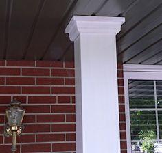 32 Best Exterior Columns images in 2013   Columns, Pvc