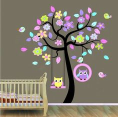 owl wall decals - Google Search