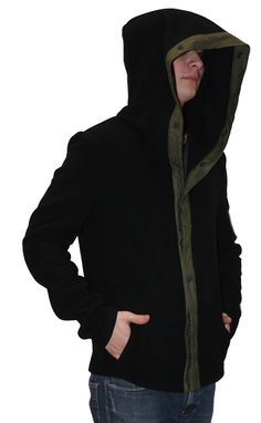 NEW ARRIVALS # km/a vienna Wollwalk Jacke. Made in Vienna Vienna, Mantel, Hoodies, Tops, Sweaters, How To Make, Fashion, Beret, Tent Camping