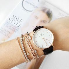 Daniel Wellington watch <3