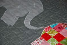 Elmar Quilting Detail