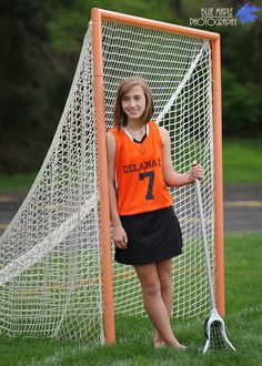 Sierra - Lacrosse Player
