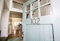 Front Door Address