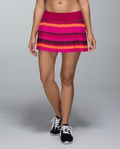 190d4d4413 Pleat to Street Skirt blossom street stripe bumble berry bordeaux drama/bumble  berry