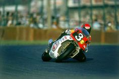 Photo  Wayne Rainey 8 Hours Suzuka 1988