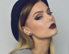 【ρinterest: LizSanez✫☽】 i don't wanna live to waste another day  - Linda Hallberg Makeup