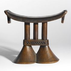 A Tsonga Headrest, South Africa | lot | Sotheby's