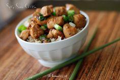 The Enchanted Cook: Spicy Sumo Chicken