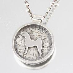 I Love My Shiba Inu Necklace