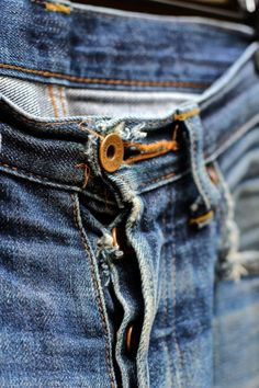ZsaZsa Bellagio – Like No Other: jeans Realy? Looks like a just broke in pair of Levi 501's