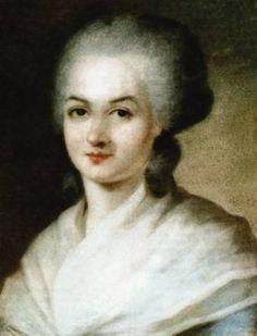 Olympe de Gouges (1748-1793), Marie Gouze ezizenez ere ezaguna, aitzindaria izan zen emakumeen eskubideak aldarrikatzen.