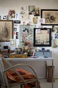 elle decoration sa LientjiesApartment-012 by AphroChic, via Flickr