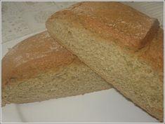 Szódás kenyér Bread, Food, Meal, Essen, Breads, Buns, Sandwich Loaf