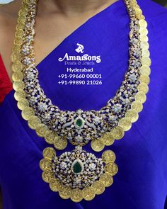 😍 Diamond Studded Gold Kasu Necklace from Amarsons Pearls and Jewels ❤️ @amarsonsjewellery⠀⠀⠀⠀⠀⠀⠀⠀⠀⠀⠀⠀⠀⠀⠀⠀⠀⠀⠀⠀⠀⠀⠀⠀⠀⠀⠀⠀⠀⠀⠀⠀⠀⠀⠀⠀.⠀⠀⠀⠀⠀⠀⠀⠀⠀⠀ Comment below 👇 to know price⠀⠀⠀⠀⠀⠀⠀⠀⠀⠀⠀⠀⠀⠀⠀⠀⠀⠀⠀⠀⠀⠀⠀.⠀⠀⠀⠀⠀⠀⠀⠀⠀⠀⠀⠀⠀⠀⠀ Follow 👉: @amarsonsjewellery⠀⠀⠀⠀⠀⠀⠀⠀⠀⠀⠀⠀⠀⠀⠀⠀⠀⠀⠀⠀⠀⠀⠀⠀⠀⠀⠀⠀⠀⠀⠀⠀⠀⠀⠀⠀⠀⠀⠀⠀⠀⠀⠀⠀⠀⠀⠀⠀⠀⠀⠀⠀⠀⠀⠀⠀⠀⠀⠀⠀⠀⠀⠀⠀⠀⠀⠀⠀⠀⠀⠀⠀⠀⠀⠀⠀ For More Info DM @amarsonsjewellery OR 📲Whatsapp on : +91-9966000001 +91-9989021026.⠀⠀⠀⠀⠀⠀⠀⠀⠀⠀⠀⠀⠀⠀⠀.⠀⠀⠀⠀⠀⠀⠀⠀⠀⠀⠀⠀⠀⠀⠀⠀⠀⠀⠀⠀⠀⠀⠀⠀⠀⠀ ✈️ Door step Delivery Available Across the World… Gold Temple Jewellery, Bead Jewellery, Gold Jewelry, Indian Jewellery Design, Indian Jewelry, Jewelry Design, Jewels, Photo And Video, Beads
