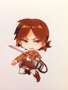 Ymir - Attack on Titan - Anime Chibi