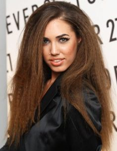 Crimping Hair - Crimping Hairstyles-pin it by #carden