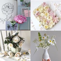 Let's play Floral Friday! Upload your floral images and add #floralfridaycompetition and @emilyquinton. I love these gorgeous ones from @posyandpetal @hannie65 @anniebluelowry and @pipwilcoxceramics xoxox