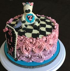 Monster High and Horse theme, special request