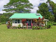 Vacation Rental in Pahala - Hawaii Honeymoon Cottage 8 lush acres all for you!