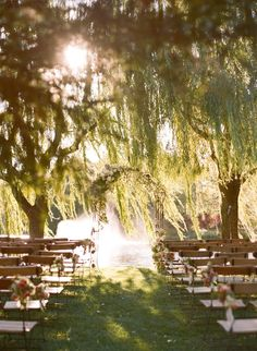 Romantic Rustic Chic Napa Valley Wedding - MODwedding