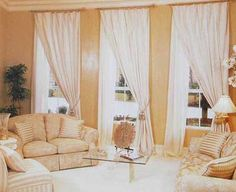window treatments Cheap Window Treatment Ideas Other Living Room Home Design, # Cheap Bedroom Windows, Living Room Windows, Living Room Decor, Dining Room, Large Window Treatments, Window Treatments Living Room, Cheap Windows, Best Windows, Large Windows