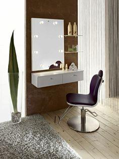 Coiffeuse Moderne Pour Chambre les 96 meilleures images du tableau dressings/coiffeuses sur