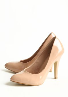 Rosemary Pumps In Nude