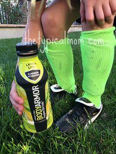 Soccer Essentials Kit! @DrinkBODYARMOR @Influenster  #BODYARMORMom #contest