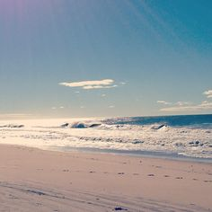 Hither Hills Montauk Beach...Beautiful day for a little surf!