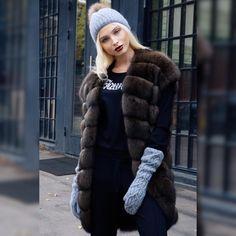 Alena Shishkova   #missalena.92 #luxury #furfashion #fashionista #stylish #fallwinter2016  #fallfashion #winterfashion #fallstyle