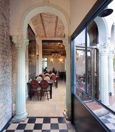 Mo and Mo restaurant Tel Aviv