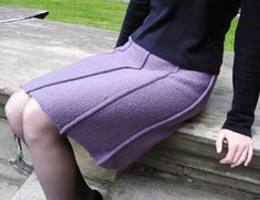 Now I just need to move somewhere cold enough to require a knit skirt