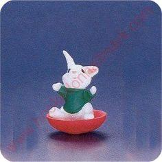 1992 Rabbit - Merry Miniature 5.95
