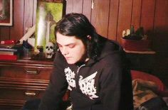 basement gerard is me to be honest