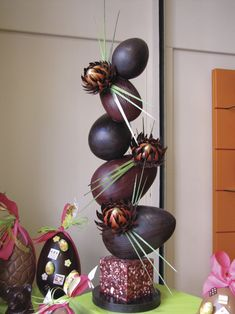 Création en chocolat pour Pâques | Benoit Arnault